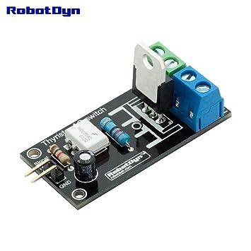 Amazoncom RobotDyn Thyristor 1 channel AC Switch Solid State