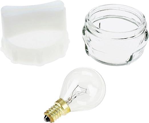 Glas Lampe Birne Abdeckung Und Entfernen Werkzeug Fur Bosch Neff Siemens Backofen 40 W Leuchtmittel Amazon De Elektro Grossgerate