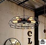 Ameride ETL listed 540W Edison Fans Retro Pendant ceiling lamp AD-RL-C203