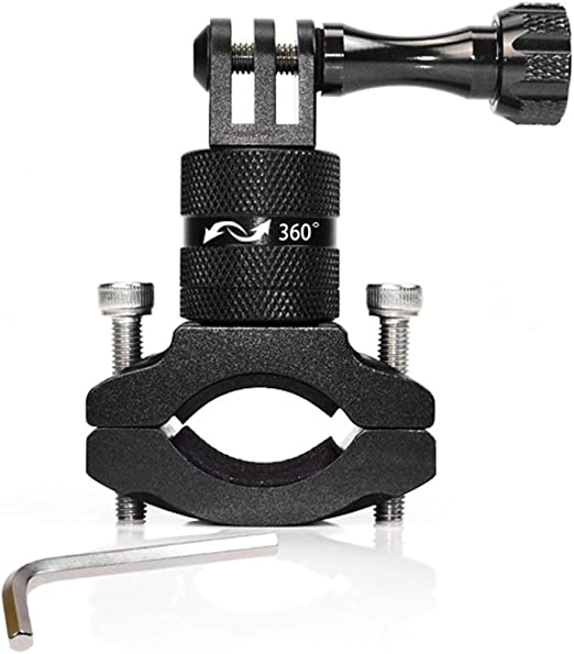 Sairis Sport Action Soporte para cámara Bicicleta Soporte para ...