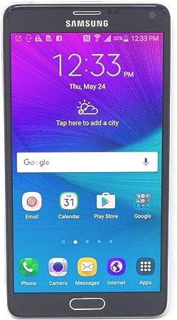 Samsung Galaxy Note 4 N910a AT & T teléfono móvil Abierto, 32 GB, Negro: Amazon.es: Electrónica