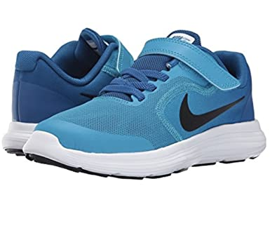 bf0886680a2a4 NIKE Kids' Revolution 3 (PSV) Running Shoes