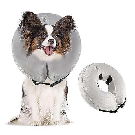 Swenky - Collar hinchable para perros y gatos - Collar de ...