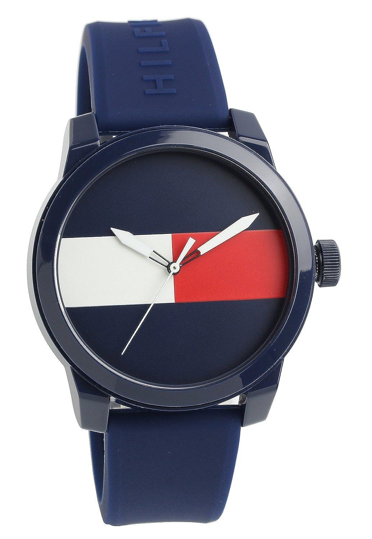[トミーヒルフィガー]Tommy Hilfiger 腕時計 ウォッチ シンプル ネイビー メンズ [並行輸入品] B07DJYK3NQ