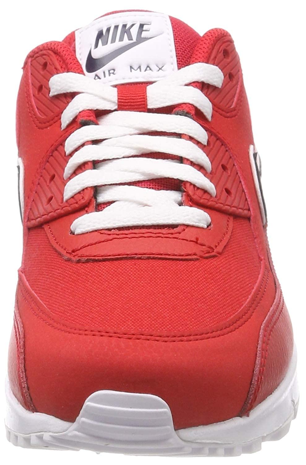 on sale 493c7 fb502 Nike Men s Air Max 90 Essential Low-Top Sneakers  Amazon.co.uk  Shoes   Bags
