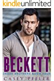 Beckett (Drake Brothers Series Book 4)