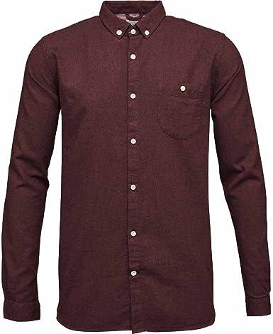 Gaya Entertainment Solid Col - Camiseta de franela, color ...