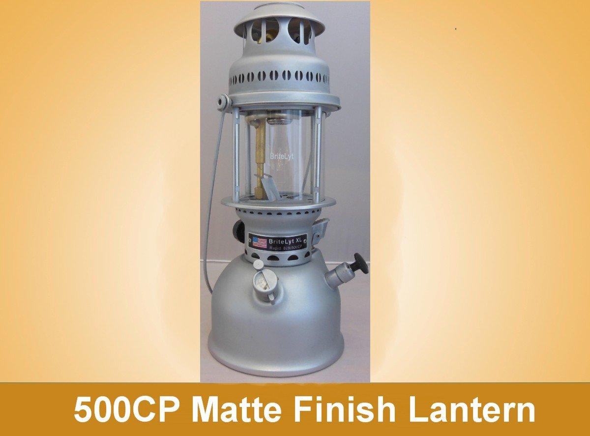 BriteLyt/Petromax 500CP Matte Finish Lantern