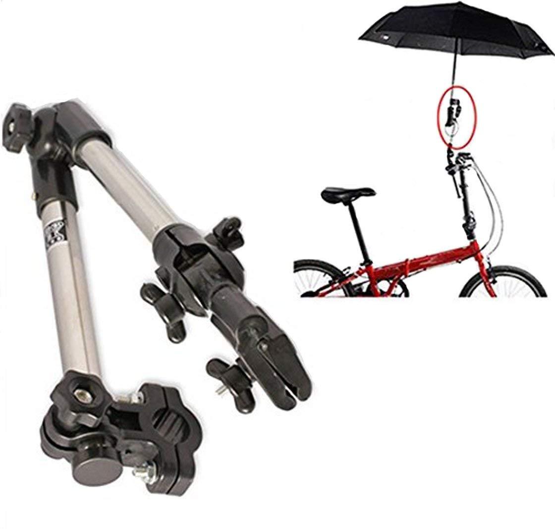 Amazon.com: Acero inoxidable silla de ruedas bicicleta Pram ...
