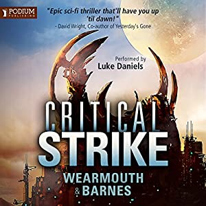 Critical Strike Audiobook