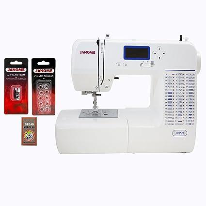 Amazon Janome 40 RF Computerized Sewing Machine with Bonus Gorgeous Sewing Machine Repair Richmond Va
