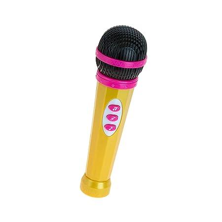 Amazon.com: Juego de 84 micrófonos de karaoke para niños al ...