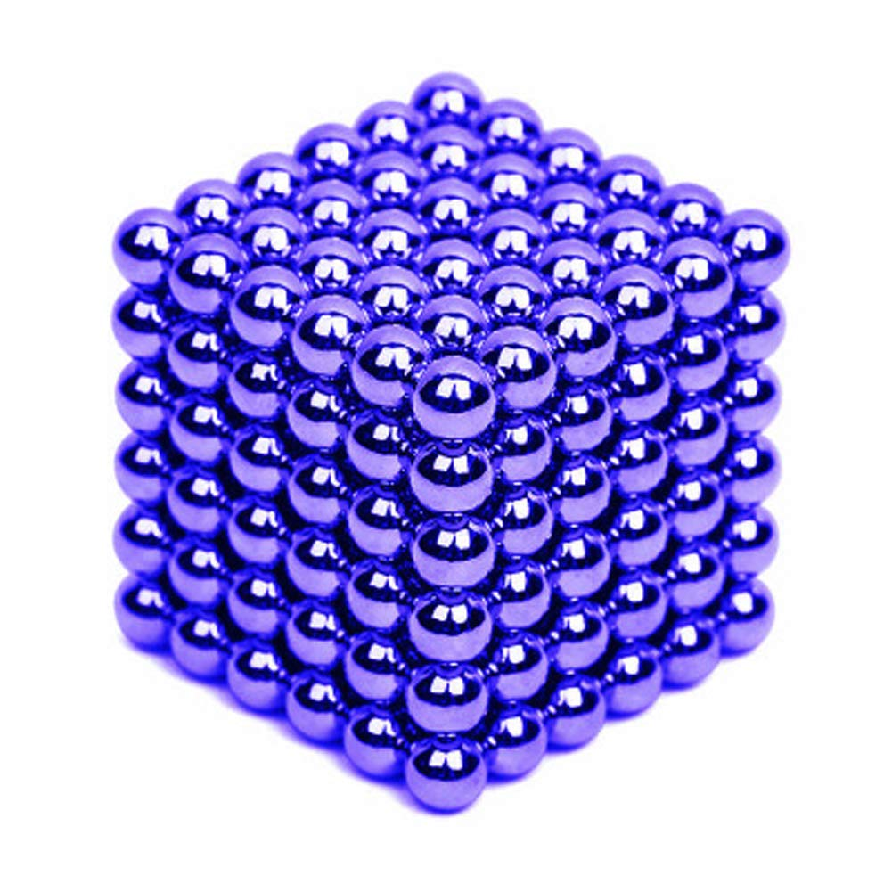 XHN 5MM Buck Balls for Kids,216 pcs Magnets Sculpture Building Blocks Toys, DIY for Stress Relief Office Desk Toys and Educational Intelligence Learning and Creativity Development-I by XHN