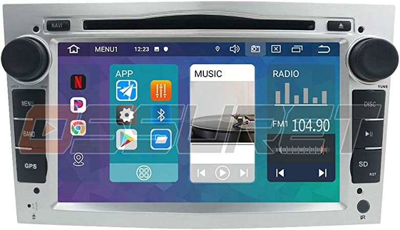 Doppelte Lärm Auto Stereo Wifi Auto Multimedia System Elektronik