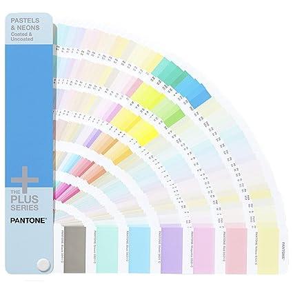 Pantone Gg1504 Plus Series Pastel And Neons Guide Amazon
