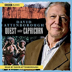 Quest under Capricorn Audiobook