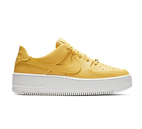 the best attitude dd2ef 953f2 Nike Women's W Af1 Sage Low Basketball Shoes