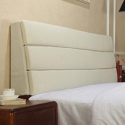 PIAOL Dormitorio Princesa Habitación Sofá Volver Almohada De Lectura Respaldo Colchón Cojín Decorativo Cabecera Colchón Almohada