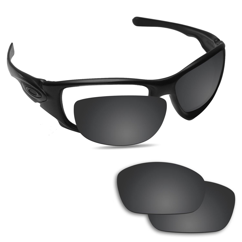 Fiskr Anti-Saltwater Replacement Lenses for Oakley Ten X Sunglasses - Various Colors by Fiskr