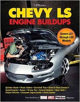 Book Chevy LS Engine Buildups