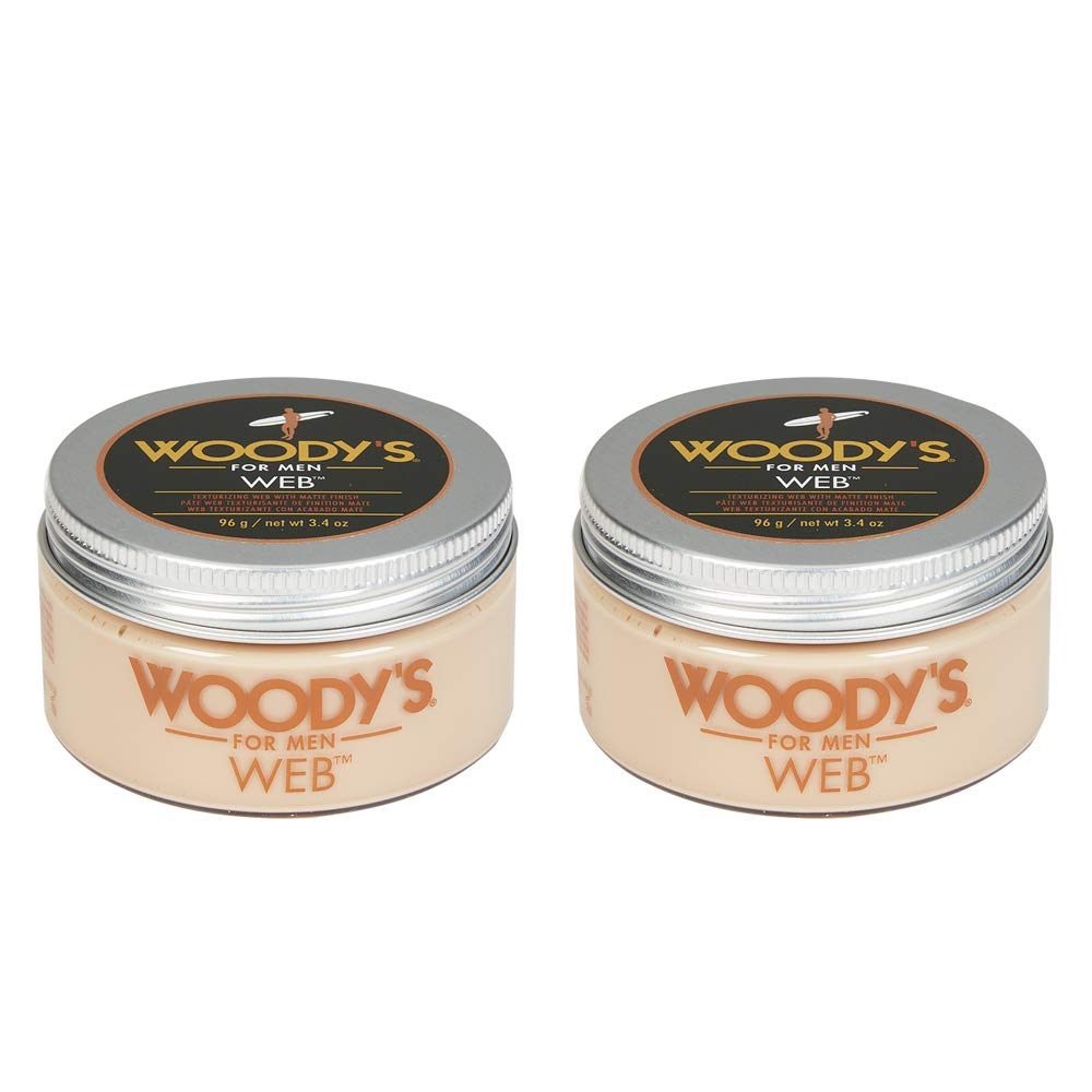 Woody's Quality Grooming Web 3.4 oz, 2 Pack by Woody's
