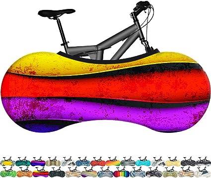 Funda Cubre Bicicletas para Interiores, Funda Bici para Interiores ...