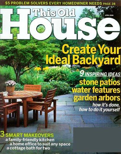 This old house amazon magazines solutioingenieria Gallery
