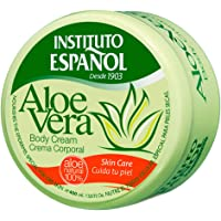 SPANISH INSTITUTE ALOE VERA CREAM JAR 400ML