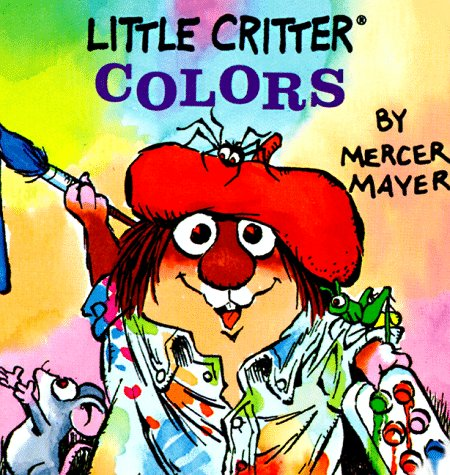 Little Critter Colors (A Chunky Book)