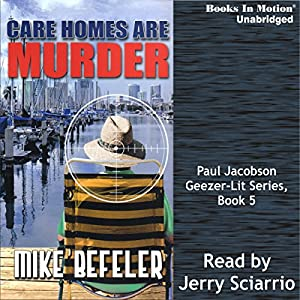 Care Homes Are Murder Audiobook