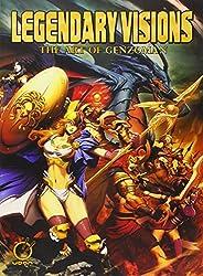 Legendary Visions: The Art of Genzoman