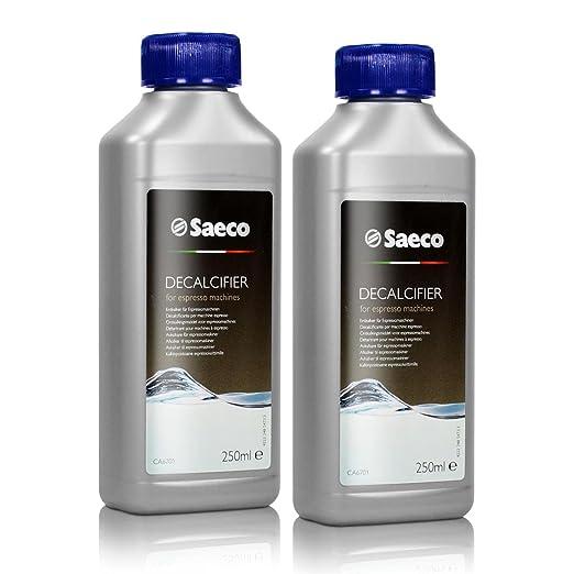 Saeco CA670022 - Descalcificador para cafeteras espresso, 250 ml ...