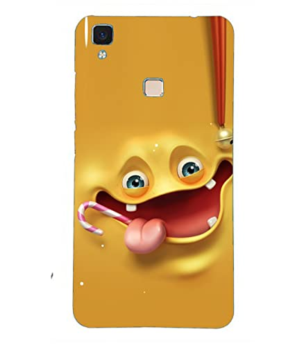 Csk Funny Hd Wallpapers Mobile Case Cover For Vivo V3 Amazon In