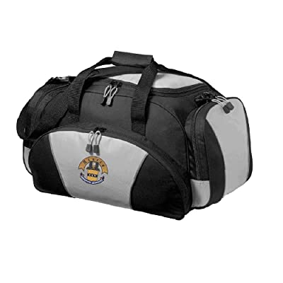 InterestPrint Large Duffel Bag Flight Bag Gym Bag Camouflage Star Skull Print