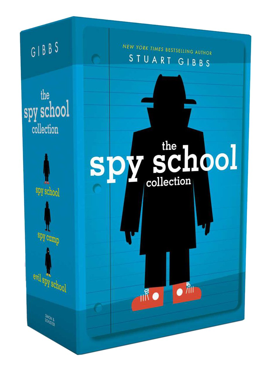 The Spy School Collection: Spy School; Spy Camp; Evil Spy School by Simon Schuster Books for Young Readers (Image #1)