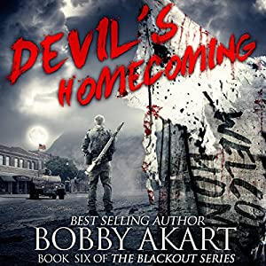 Devil's Homecoming Audiobook