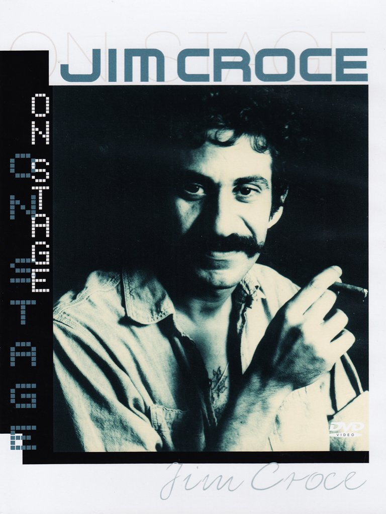 On Stage [DVD] [2011]: Amazon.co.uk: Jim Croce: DVD & Blu-ray