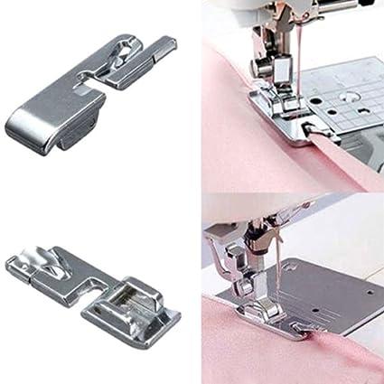 Prensatelas para máquina de coser, dobladillo enrollado, n.º 685