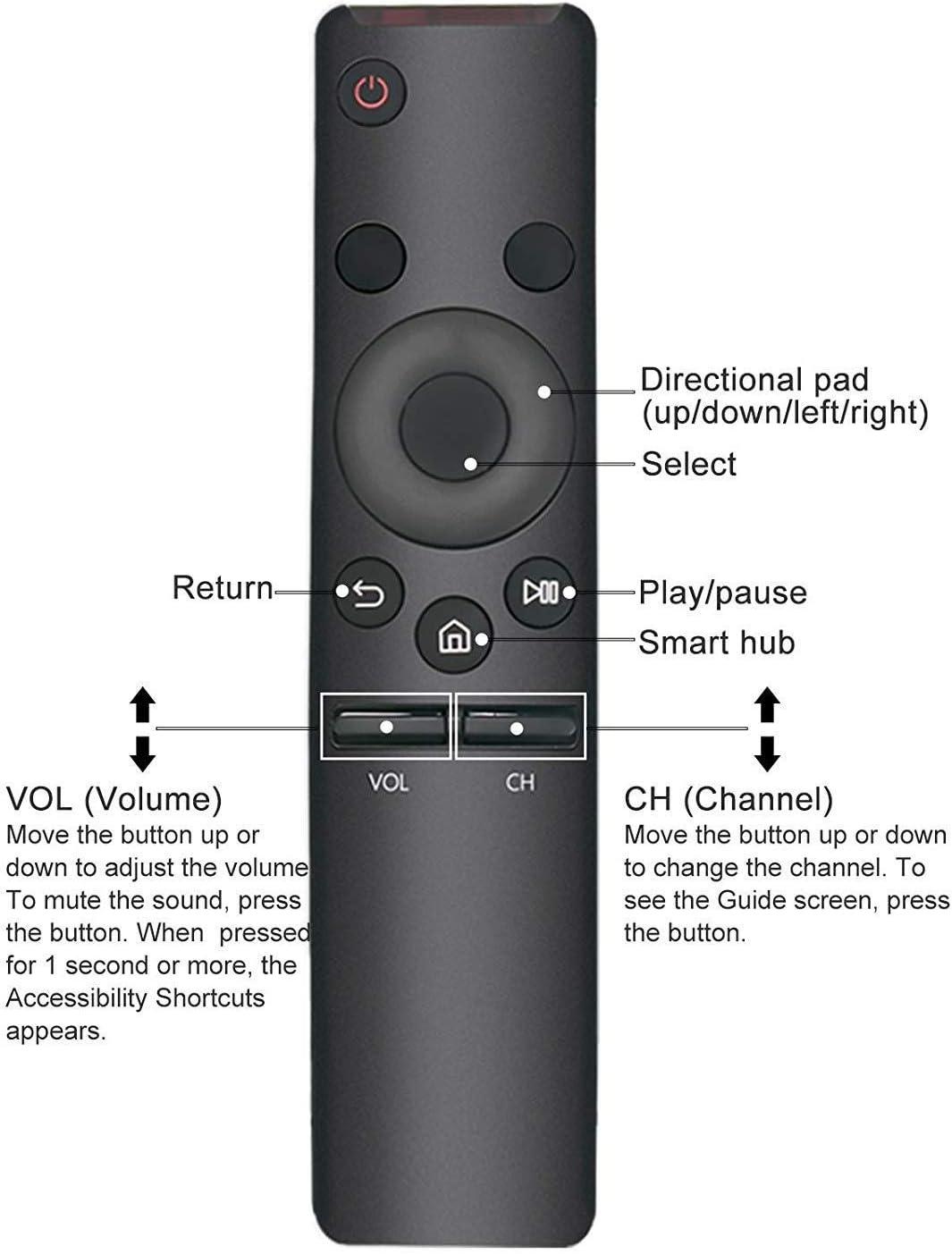 Fernbedienung Samsung Bn59 01259b Smart Remote Control Elektronik