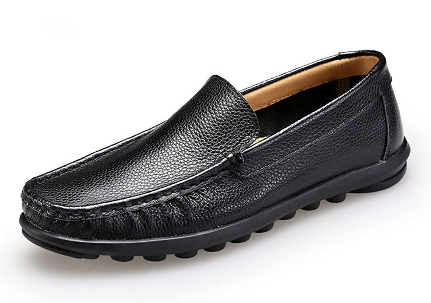 Durable Service Menu0026#39;s Casual Shoes Driving Loafers Leather Shoes - Lanzarents.com