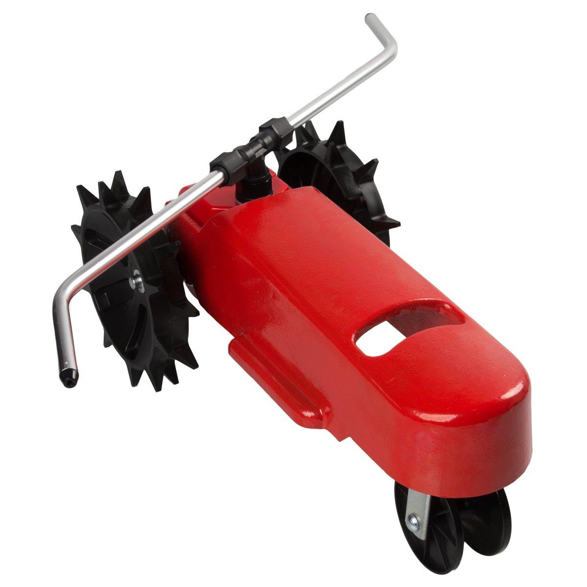 Tractor Sprinkler Shut Off : Best traveling sprinklers reviewed in nelson