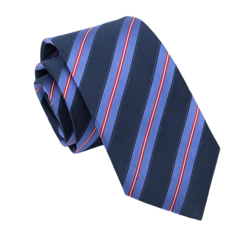 Corbata Seda de Negocios Vestido de Hombre Corbata Novio de Seda ...