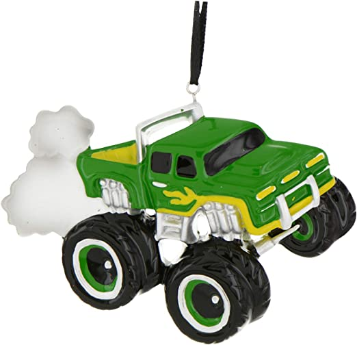 Christmas 2020 Tire Deals Amazon.com: Personalized General Monster Truck Christmas Tree