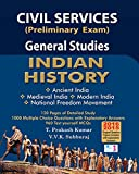 Civil Services Indian History Exam Book