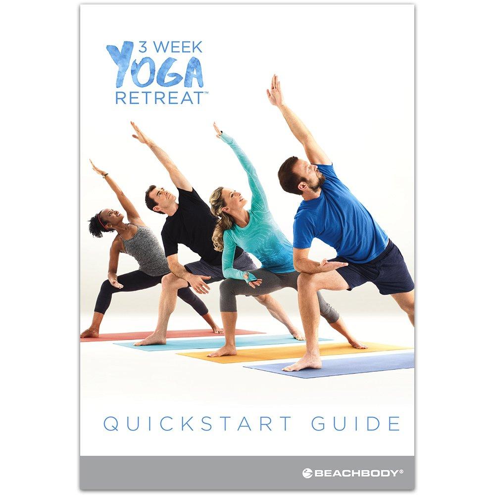 Programa de entrenamiento (DVD), retiro de 3 semana de Yoga ...