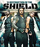 WWE 2015: The Destruction of The Shield [Blu-ray]