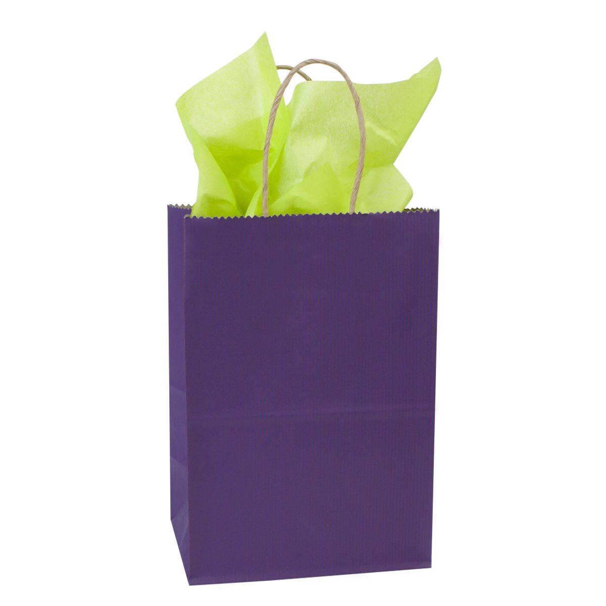 Amazon.com: bagdream bolsas de papel Kraft 100pcs 5.25