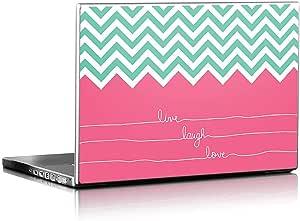 Live Laugh Love Design Laptop Skin for 12 inch Laptops