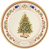 Lenox 2017 Trees Around The World Collector Plate - Australia - 27th Edition