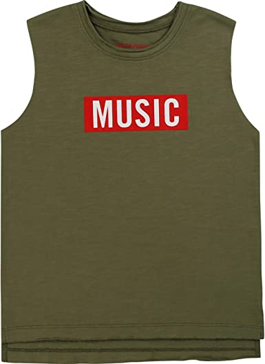 Zadig & Voltaire - Camiseta sin mangas para niño, diseño de ...